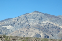 Farbenfrohe Berge - Death Valley