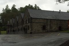 Whisky Destillerie von Dewar - Highlands