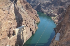 Observation Deck Level - Hoover Dam