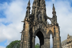 Scott Monument - Princes Street Gardens