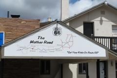 Williams an der Route 66