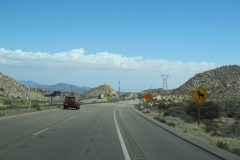 Fahrt von San Diego nach Buckeye