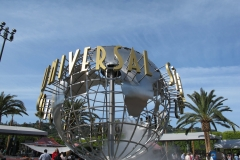 Universal Studios Hollywood - Eingang