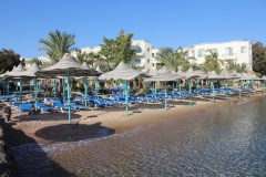 Bella Vista Resort Hurghada - Strand 01
