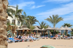 Bella Vista Resort Hurghada - Strand 03