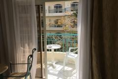 Balkon - Bella Vista Resort Hurghada - Zimmer 329