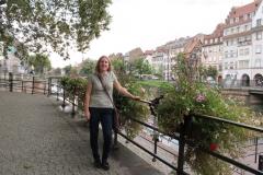 Straßburg - Anlegestelle Batorama