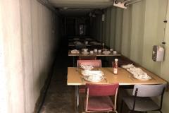 Bunkermuseum-Frauenwald-Speisesaal