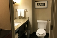 Hilton Toronto Badezimmer 01