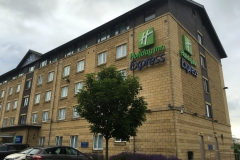 Holiday Inn Express Waterfront Edinburgh - Außenansicht