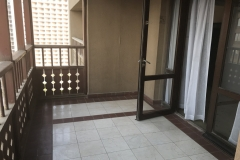 Imperial Suite - Hilton Cairo World Trade Center Residences - Balkon