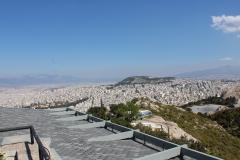 Lykabettus, Athen