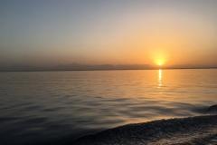 Sonnenuntergang Mahmya Island