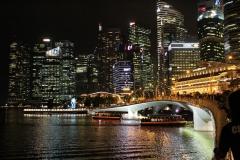 Singapur bei Nacht 02