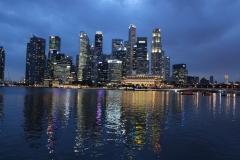 Singapur bei Nacht 03