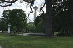 Niagarafälle - Spaziergang durch Niagara Falls 02
