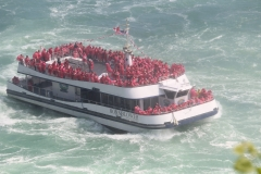 Niagarafälle - Hornblower Boot