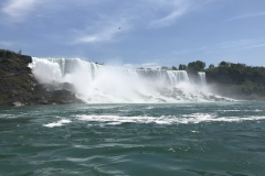 Niagarafälle - Hornblower Bootstour