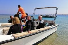 Sharm El Naga - Bootstauchen 2