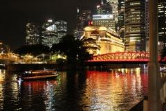 Singapur bei Nacht 001