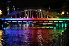 Singapur bei Nacht 003