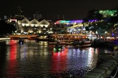 Singapur bei Nacht 004