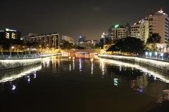 Singapur bei Nacht 005