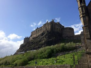 Edinburgh Castle - Wunderschönes Edinburgh