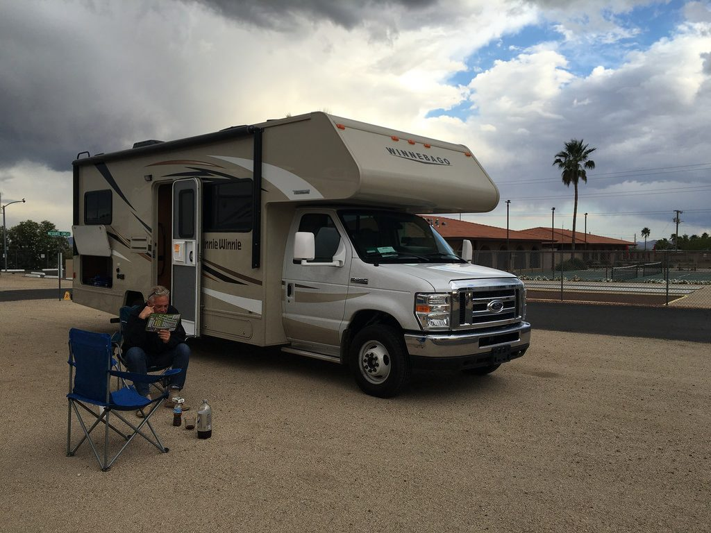 Leaf Verde RV Resort - Buckeye (AZ)