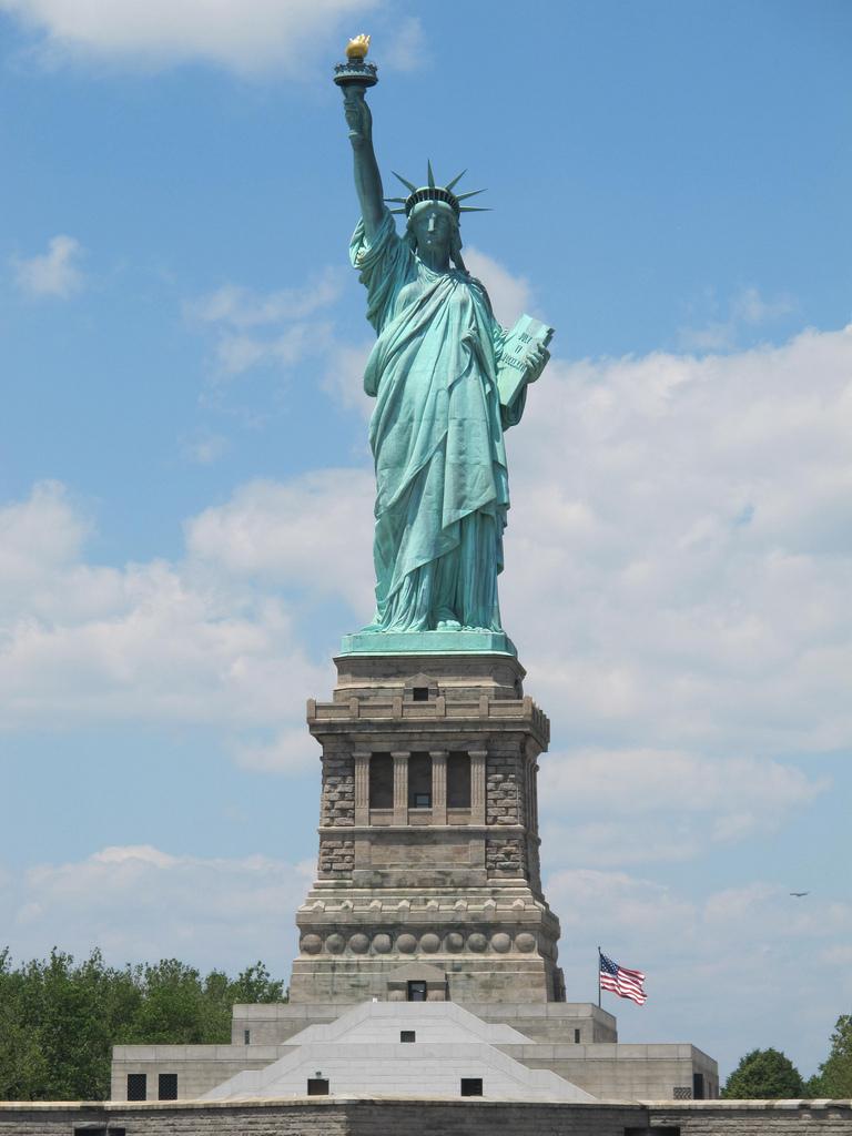 Freiheitsstatue, New York - USA