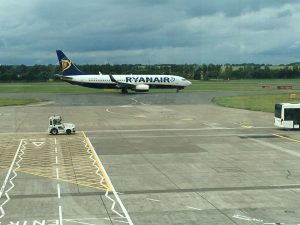 Ryanair Edinburgh Airport