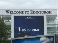 Welcome to Edinburgh