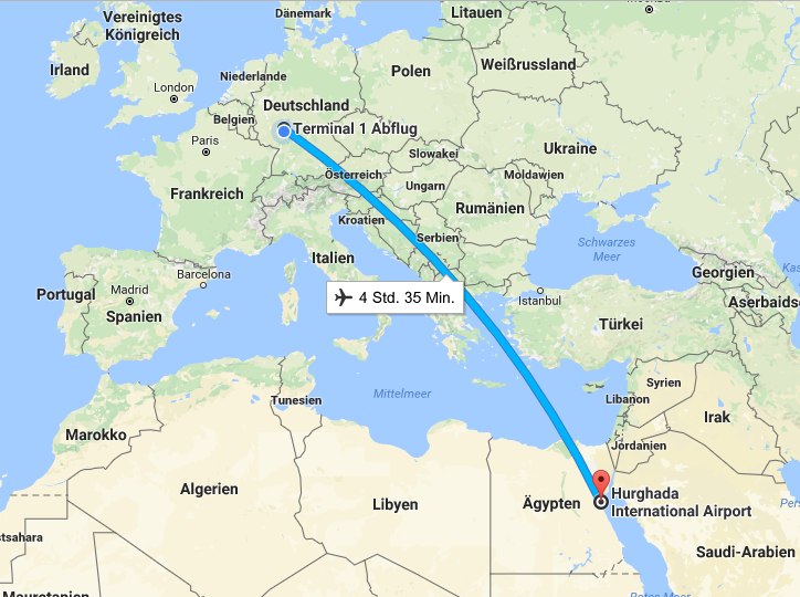 Lieb und teuer: Der Betrug junger Ägypter an Touristinnen - WELT