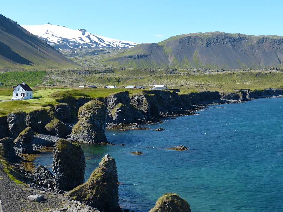 Reisepläne 2017 - Island