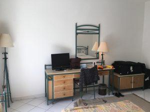 Hurghada all Inclusive Tag 2 - Schreibtisch/ Fernseher