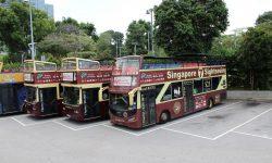 Hop-On Hop-Off Bus Singapur