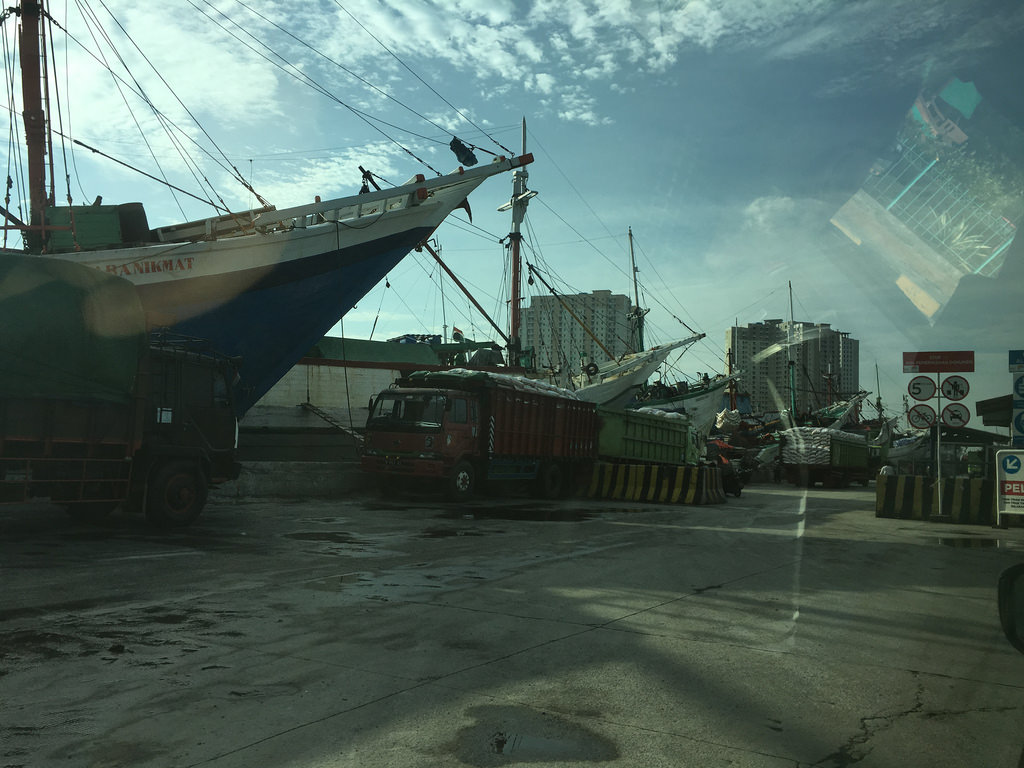 Old Port - Jakarta