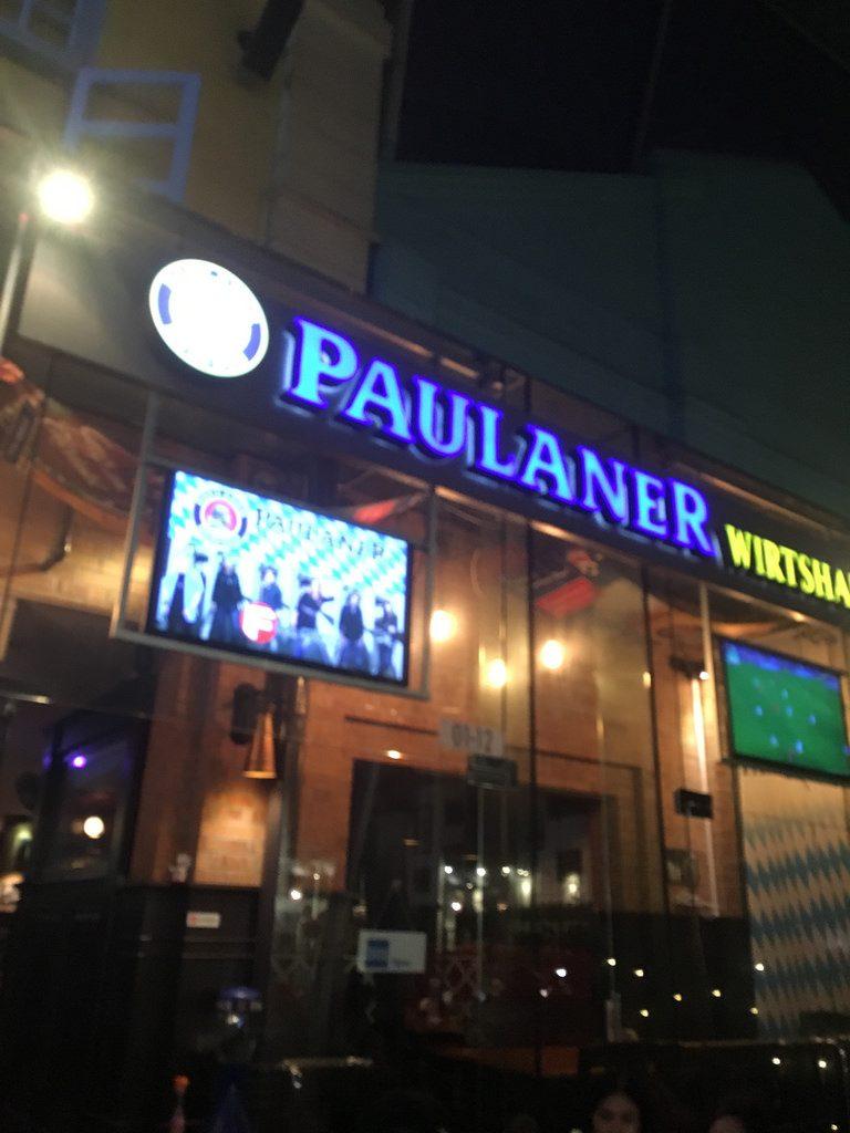 Paulander Wirtshaus Clarke Quay, Singapur