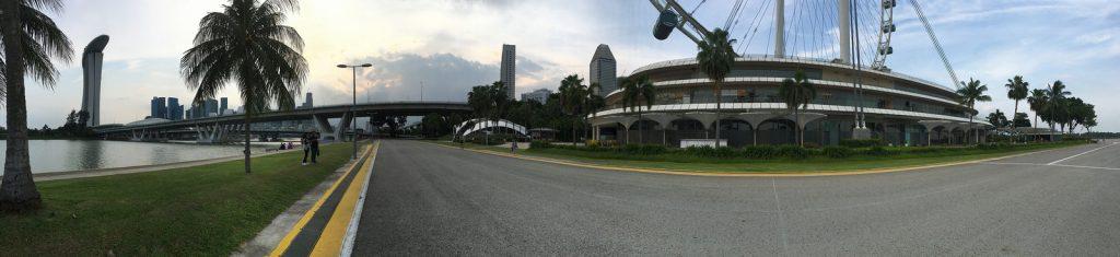 Singapur Formel 1 Strecke