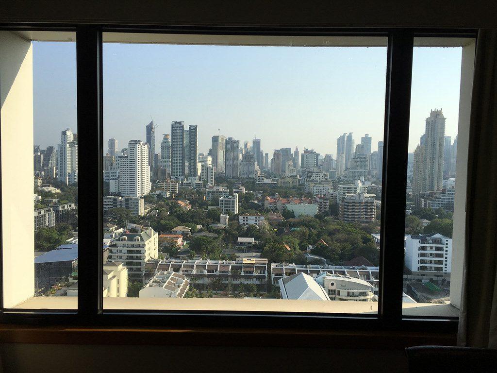 AVANI Atrium Bangkok - Ausblick