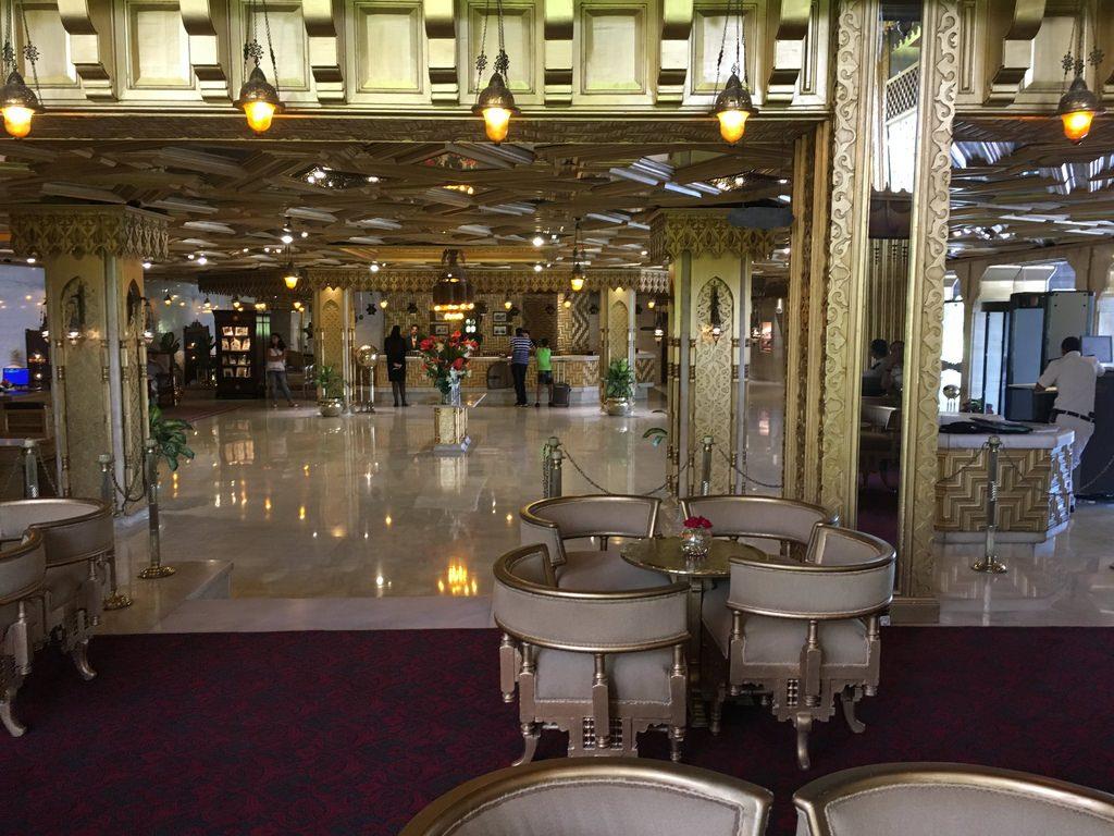 Mena House Hotel - Lobby