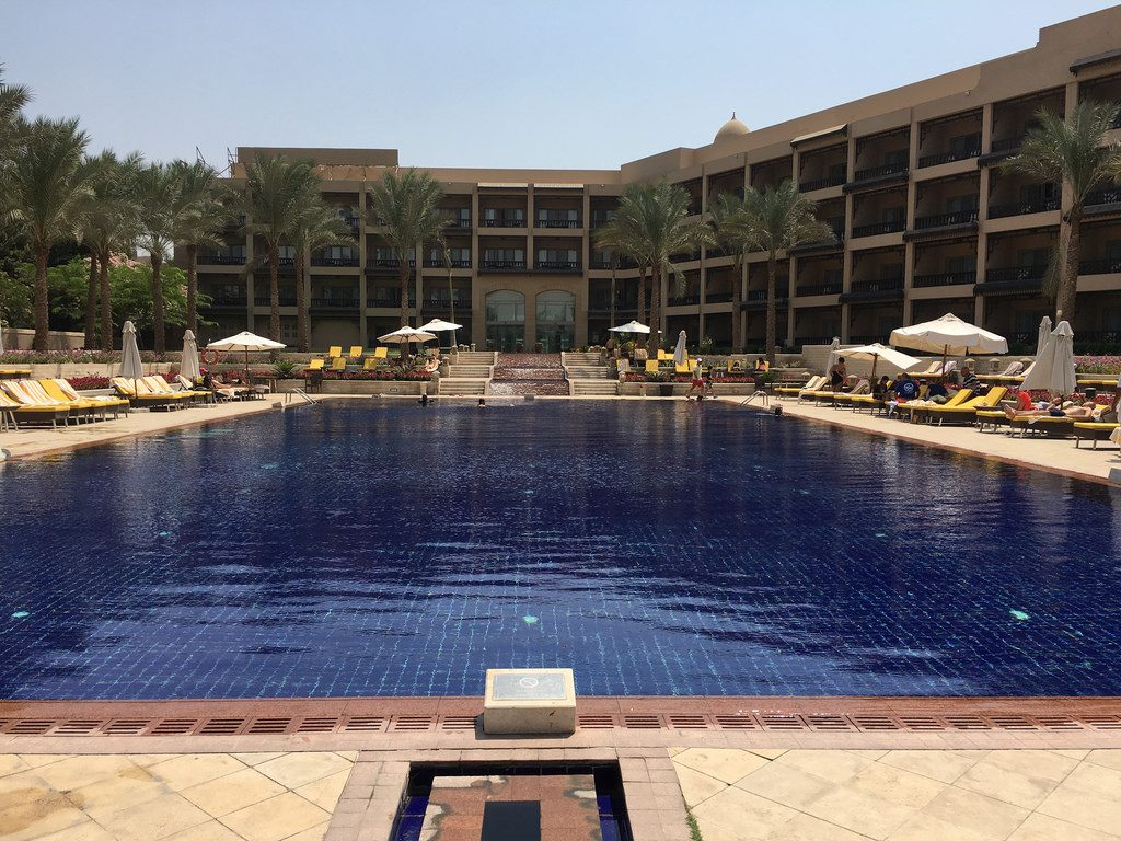 Mena House Hotel - Swimmingpool