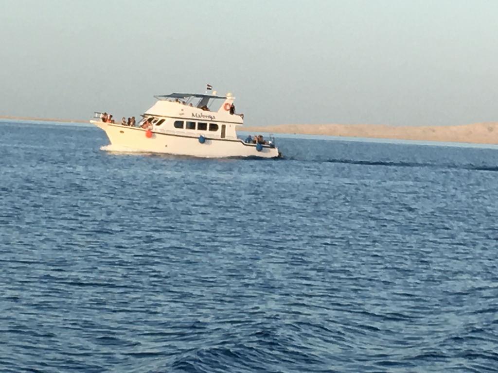 Mahmya Island - Boot
