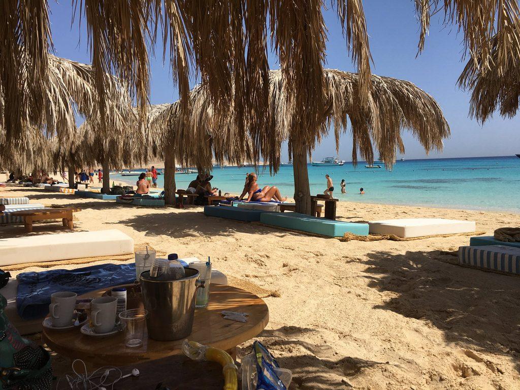 Mahmya Island - Strand