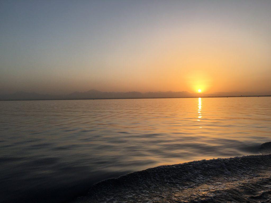 Mahmya Island - Sonnenuntergang