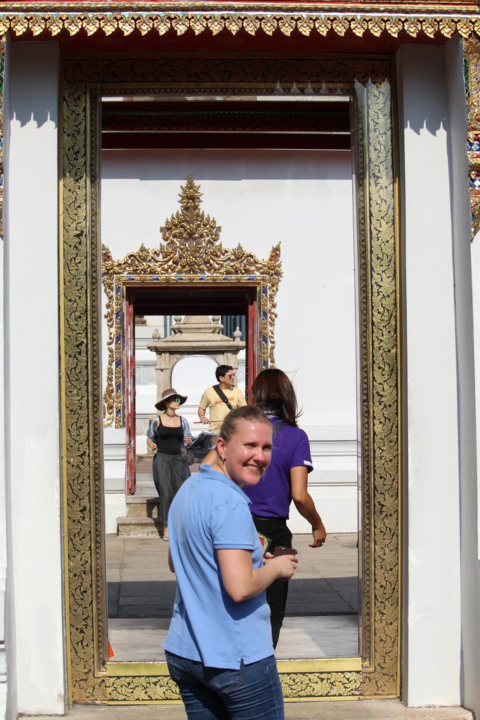 Zeig mir den Buckel - Imperfekte Reisefotos