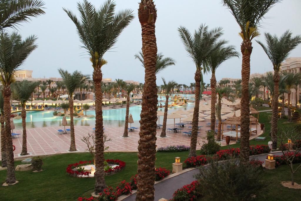 Albatros Palace Resort - Zimmer 2103 Aussicht
