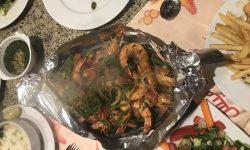 Garnelen gegrillt - Starfish Restaurant Hurghada
