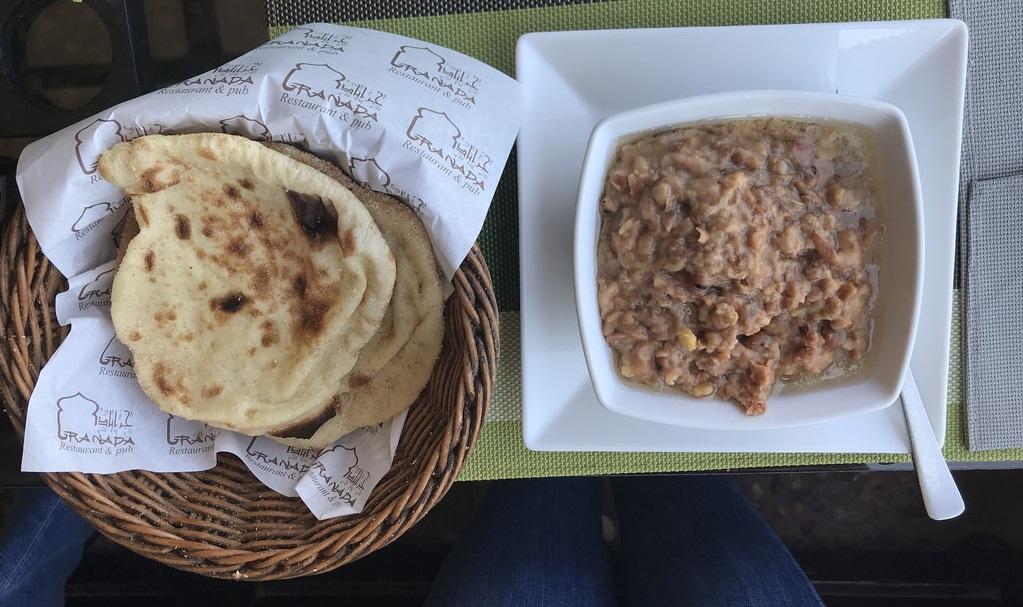 Foul - Granada Restaurant