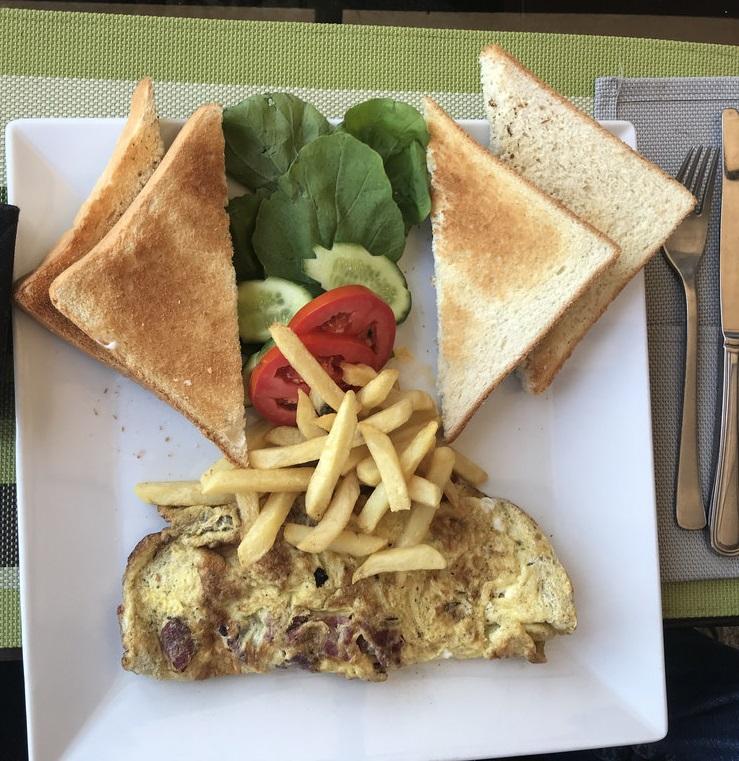 Omlette - Granada Restaurant